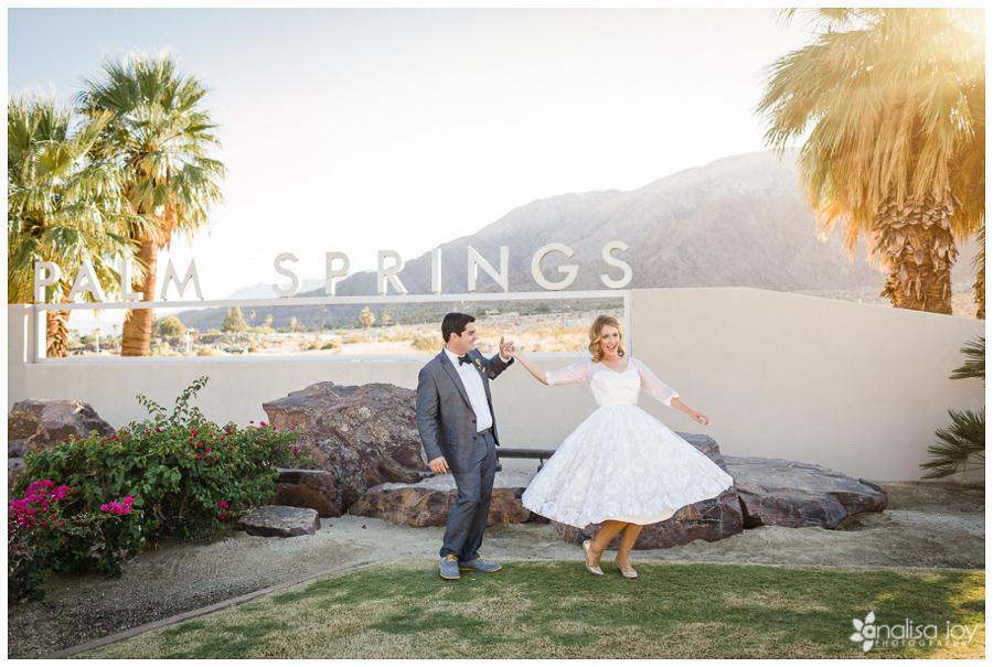 Wedding joey allison the lucy house palm springs ca for The lucy house palm springs